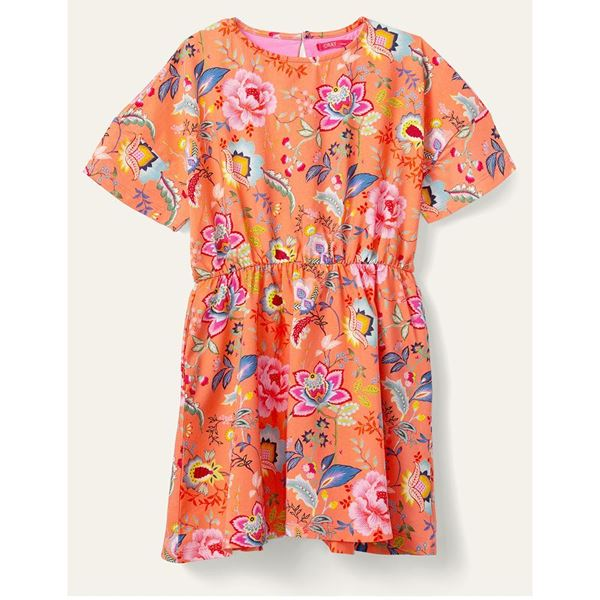 Picture of Oilily Girls 'Thecity' Orange Dress