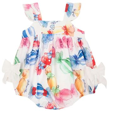 Picture of Balloon Chic Baby Sweetie Romper