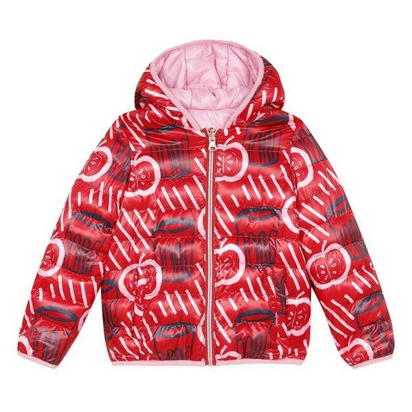 Picture of Catimini Girls Printed Reversible Jacket