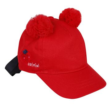 Picture of Catimini Girls Red Cap
