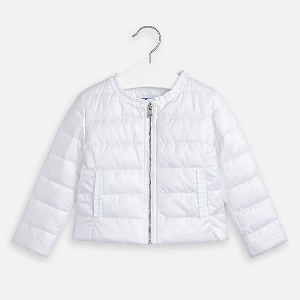 Picture of Mayoral Girls White Jacket