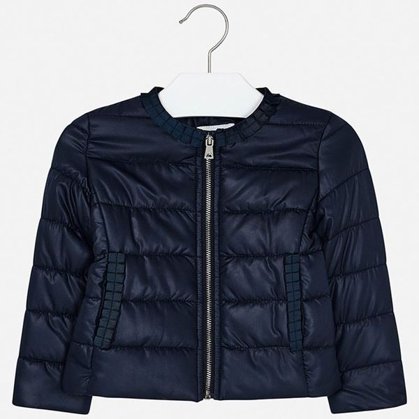 Picture of Mayoral Girls Navy Jacket