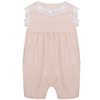 Picture of Patachou Baby Girls Pink Romper