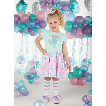 Picture of Ariana Dee Girls Mermaid Dress