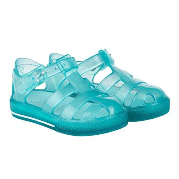 Picture of Igor Tennis MC Mint Green Jellies