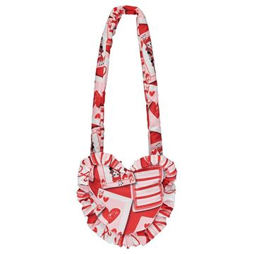 Picture of Ariana Dee Girls 'Evette' Queen of Hearts Bag