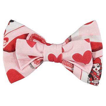 Picture of Ariana Dee Girls 'Eleonora' Queen of Hearts Bow