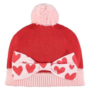 Picture of Ariana Dee Girls 'Elieen'Red Hearts Hat