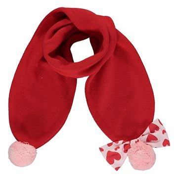 Picture of Ariana Dee Girls 'Effy' Hearts Scarf