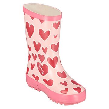Picture of Ariana Dee Girls Heart Wellies