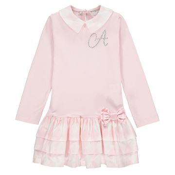 Picture of Ariana Dee Girls 'Filippa' Pink Dress