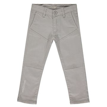 Picture of Mitch & Son Boys 'Kingston' Grey Trousers