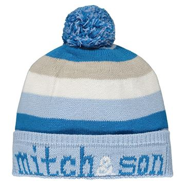 Picture of Mitch & Son Boys 'Tyler' Blue Hat