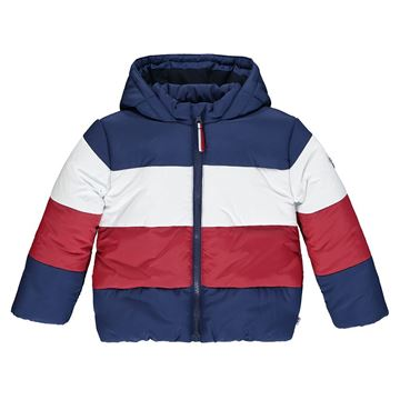 Picture of Mitch & Son Boys 'Juan' Navy Block Jacket