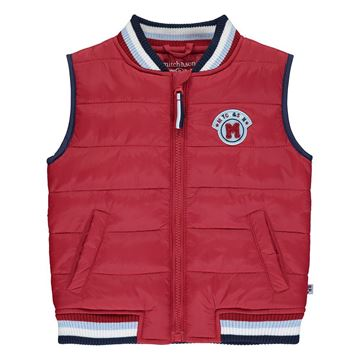 Picture of Mitch & Son Boys 'Waylon' Red Gilet