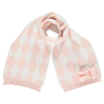 Picture of Ariana Dee Girls 'Fillys' Pink Scarf