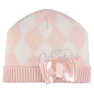 Picture of Ariana Dee Girls 'Fila' Pink Hat