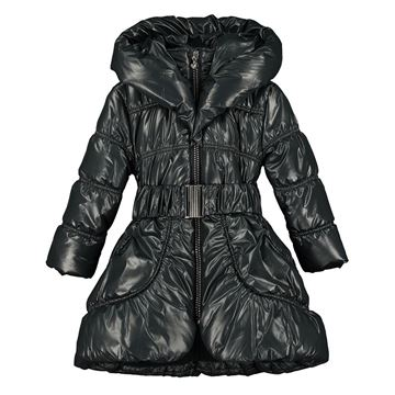 Picture of Ariana Dee Girls 'Emma' Black Coat