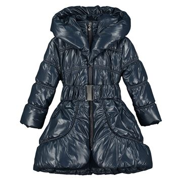 Picture of Ariana Dee Girls 'Emma' Navy Coat