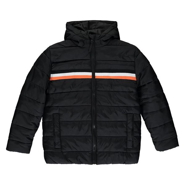 Picture of Mitch Boys 'Bryson' Black Jacket
