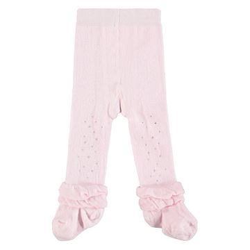 Picture of Little A 'Issie' Baby Pink Tights