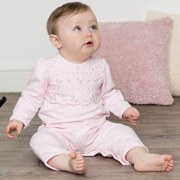 Picture of Emile Et Rose 'Tasha' Pale Pink Romper