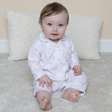 Picture of Emile Et Rose 'Grace' Pink Pyjamas