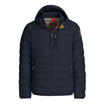 Picture of Parajumpers 'Last Minute Boy' Navy Boys Jacket