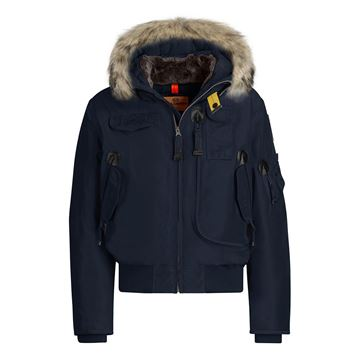 Picture of Parajumpers 'Gobi' Navy Boys Bomber Jacket