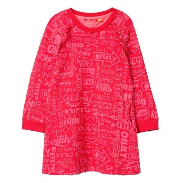 Picture of Oilily Girls 'Hisper' Jumper Dress