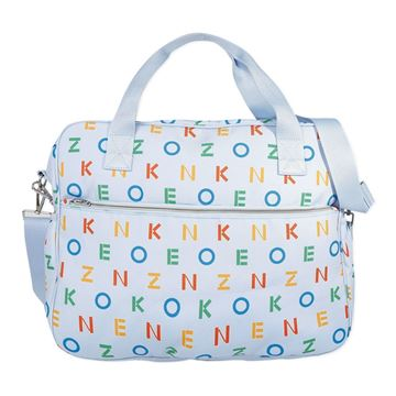 Picture of Kenzo Boys Pale Blue Changing Bag