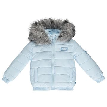 Picture of Mitch & Son Boys 'Ryker' Pale Blue Coat