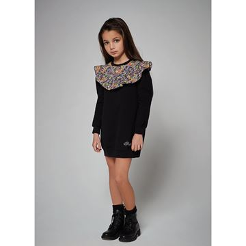 Picture of Philosophy Di Lorenzo Girls Black Jumper Dress