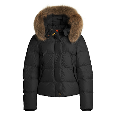 Picture of Parajumpers 'Bambi' Girls Black Coat