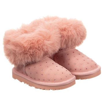 Picture of Monnalisa Girls Pink Boot