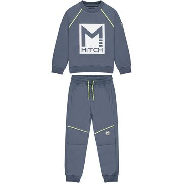 Picture of Mitch 'Louisiana' Boys Grey Tracksuit