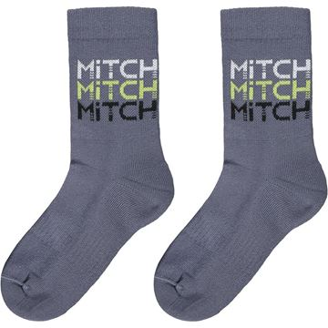 Picture of Mitch 'Maine' Boys Grey Socks