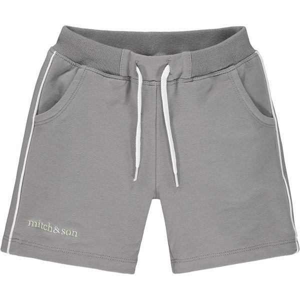 Picture of Mitch & Son 'Glenfarg' Boys Grey Sweat Shorts