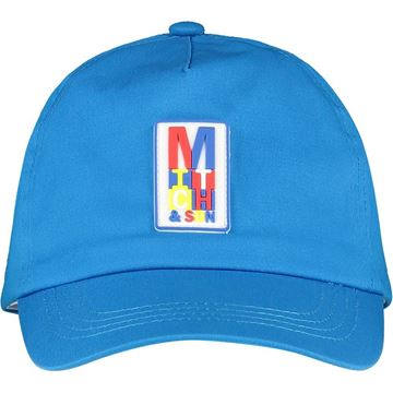 Picture of Mitch & Son 'Craighail' Boys Blue Cap