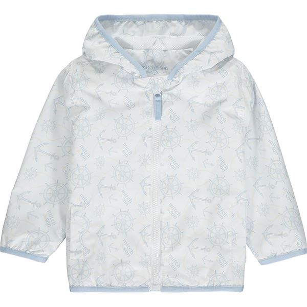 Picture of Mitch & Son 'Baird' Boys Blue Nautical Jacket