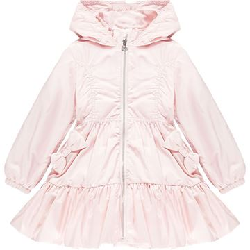 Picture of Ariana Dee Girls 'Lacey' Pink Bow Jacket