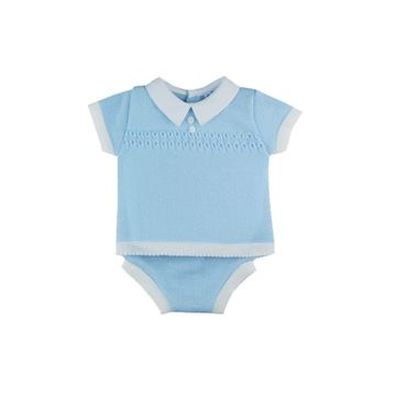 Picture of Sardon Boys 2 Piece Knitted Knicker Set