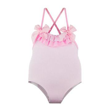 Picture of Sardon Girls Pink Swimming Costume