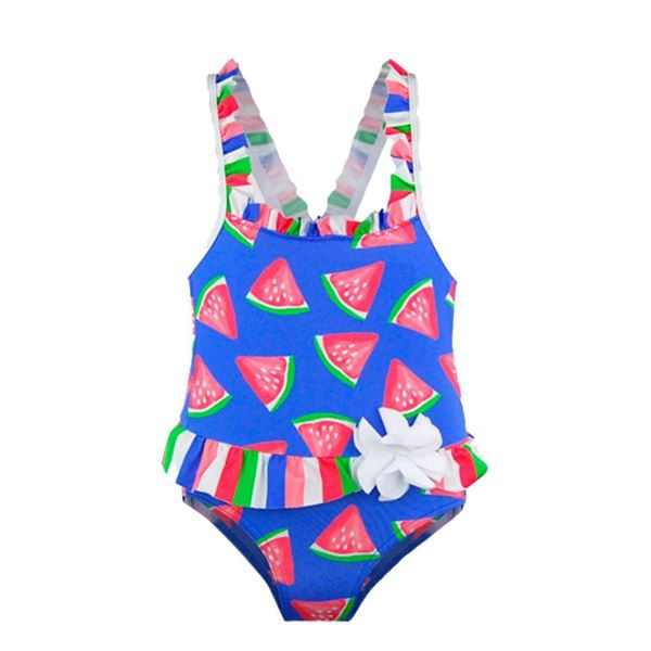 Picture of Sardon Girls Watermelon Swimming Costume