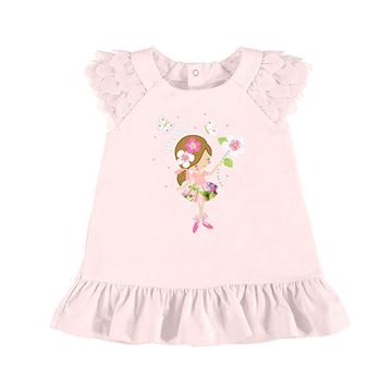 Picture of Mayoral Baby Girl Pink Dress