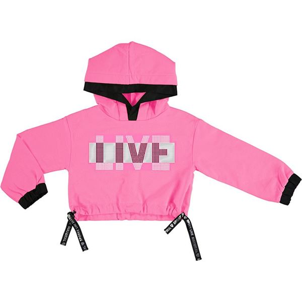 Picture of Mayoral Girls Pink Jumper