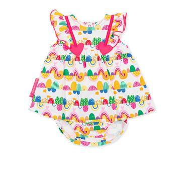 Picture of Agatha Ruiz De La Prada Baby Girls Cactus Dress & Knickers