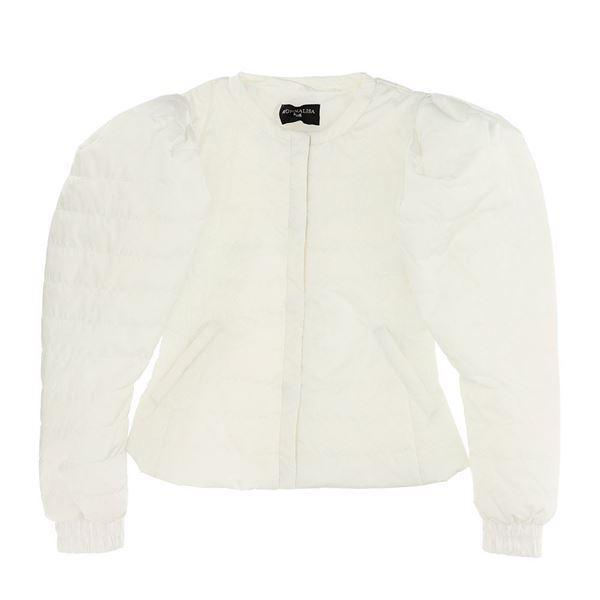 Picture of Monnalisa Girls White Jacket