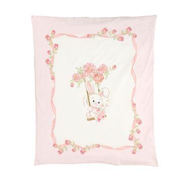 Picture of Monnalisa Baby Girl Bunny Blanket
