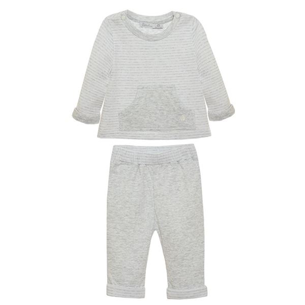 Picture of Patachou Baby Boys Grey Suit